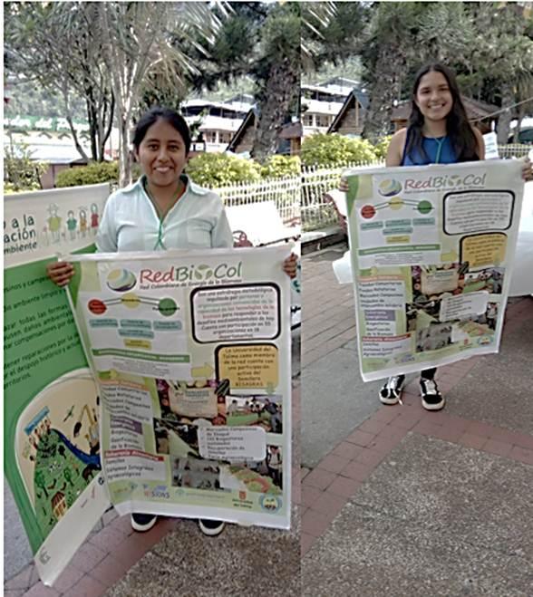 Noticias Nodos Regionales GRUPO BISAGRAS Universidad del Tolima.