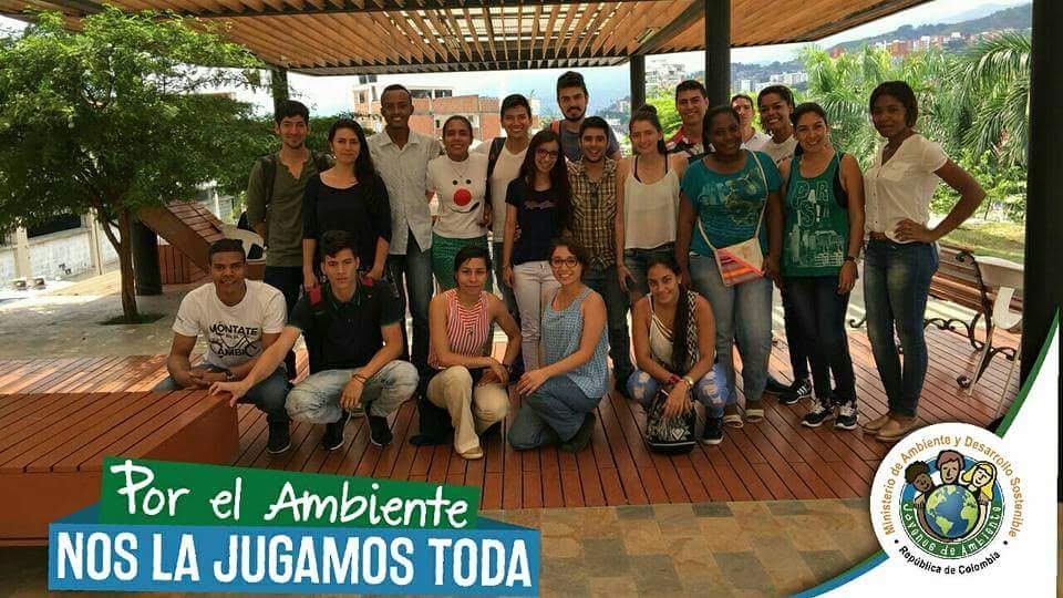 Noticias desde Nuestros Nodos. Red Nacional de Jóvenes Para el Ambiente