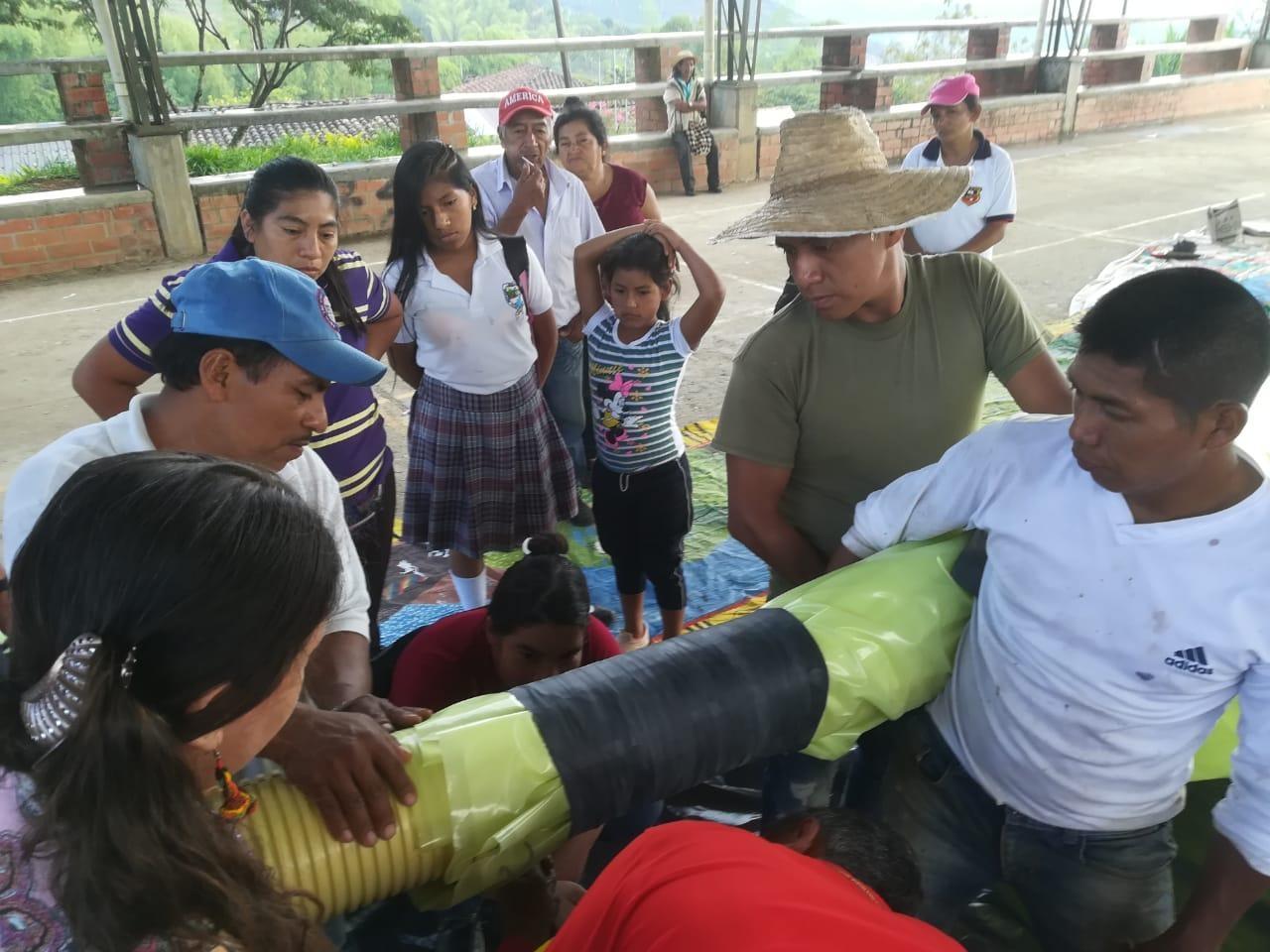 Asociacion de Cabildos Indigenas del Norte del Cauca .ACIN