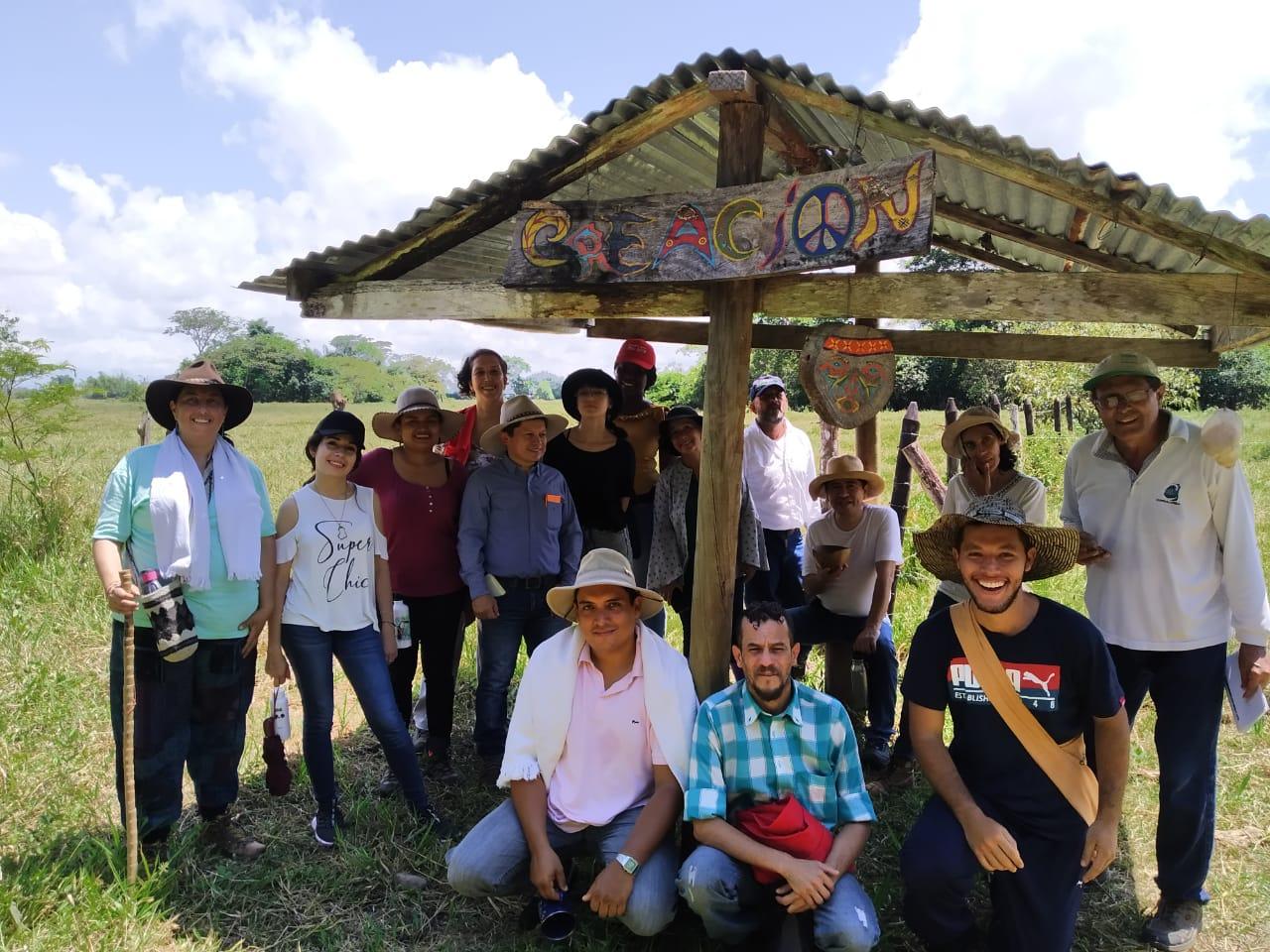 Encuentro Nodo Regional Amazorinoquia.