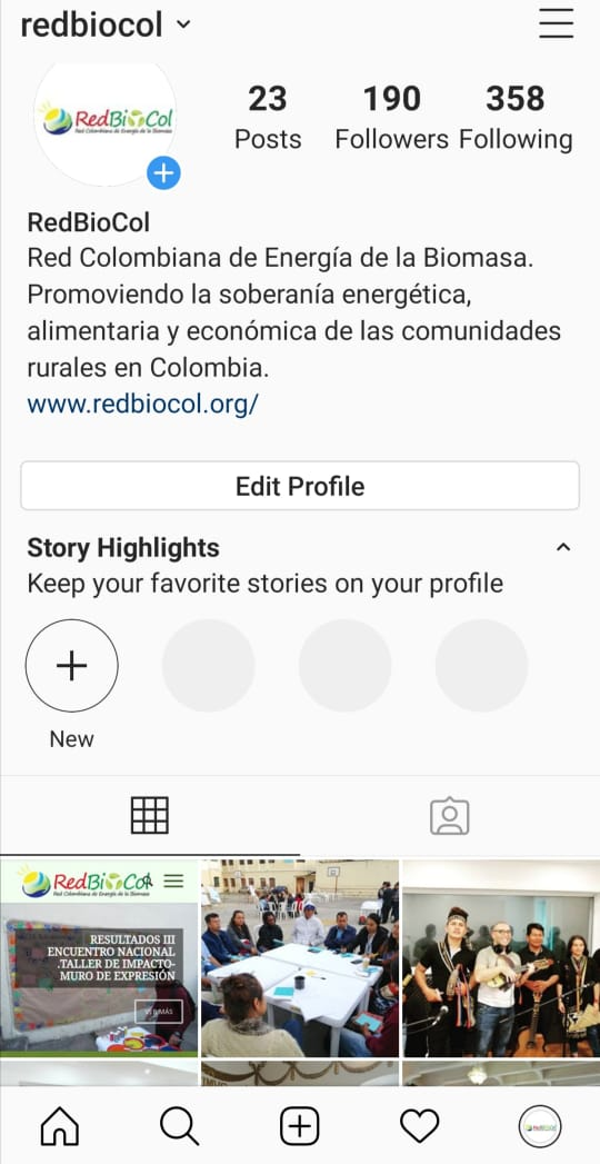 instagrama
